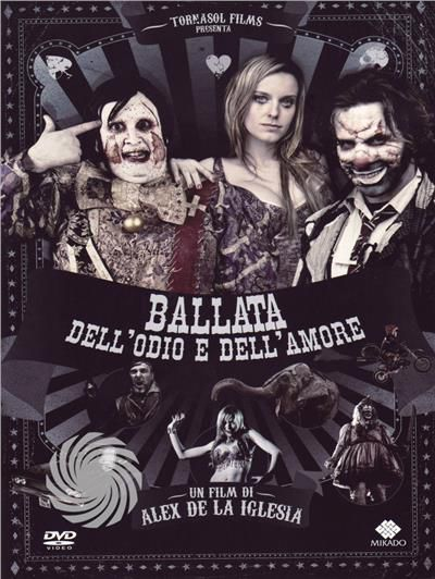 Ballata dell'odio e dell'amore - DVD - thumb - MediaWorld.it
