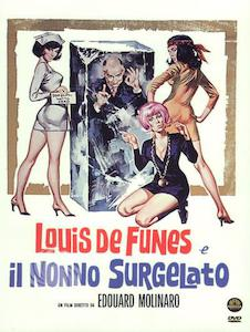 Louis de Funes e il nonno surgelato - DVD - thumb - MediaWorld.it