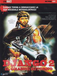 Django 2 - Il grande ritorno - DVD - thumb - MediaWorld.it