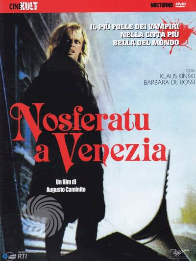 Nosferatu a Venezia - DVD - thumb - MediaWorld.it