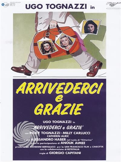 Arrivederci e grazie - DVD - thumb - MediaWorld.it