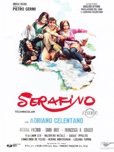 Serafino - DVD - thumb - MediaWorld.it