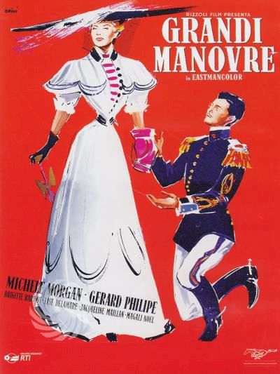 Grandi manovre - DVD - thumb - MediaWorld.it