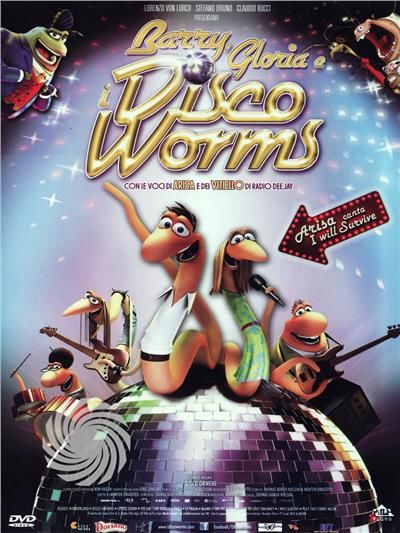 Barry, Gloria e i Disco Worms - DVD - thumb - MediaWorld.it