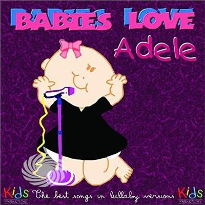 Mancebo,Judson - Babies Love: Adele - CD - thumb - MediaWorld.it