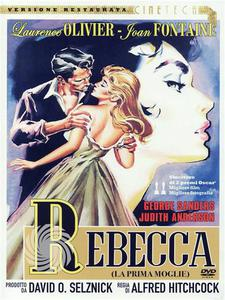 Rebecca - La prima moglie - DVD - thumb - MediaWorld.it