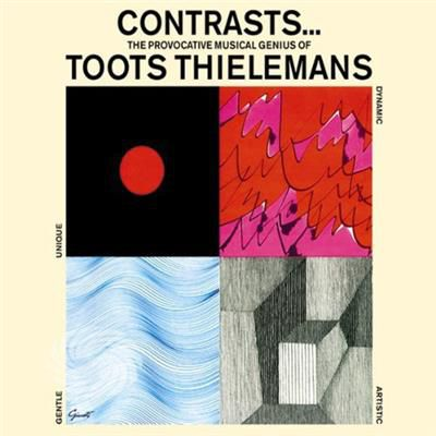 Thielemans,Toots - Contrasts / Guitar & Strings & Things - CD - thumb - MediaWorld.it