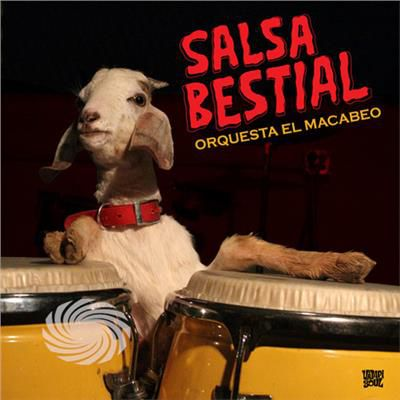 Orquesta El Macabeo - Salsa Bestial - CD - thumb - MediaWorld.it