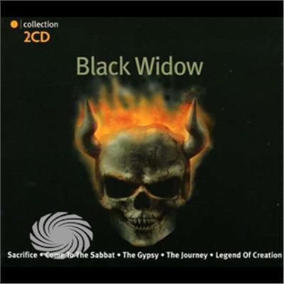 Black Widow - Orange-Collection - CD - thumb - MediaWorld.it