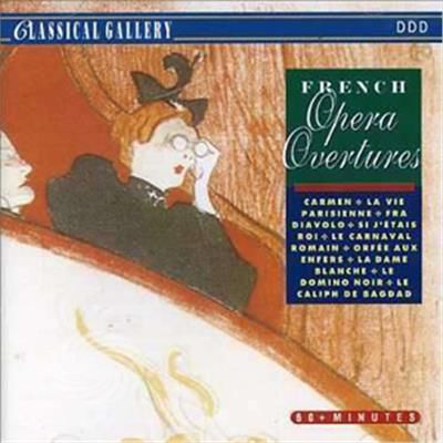 French Opera - French Opera Overtures - CD - thumb - MediaWorld.it