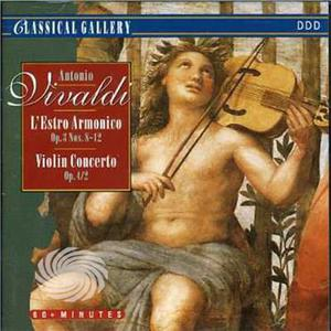 Vivaldi,A. - Lestro Armonico Opera 3 Nos 8-12 - CD - thumb - MediaWorld.it
