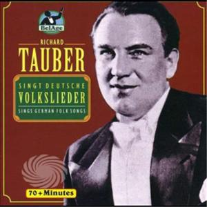 Tauber,Richard - Sings German Folksongs - CD - MediaWorld.it