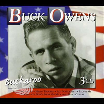 Owensbuck - Buckaroo - CD - thumb - MediaWorld.it