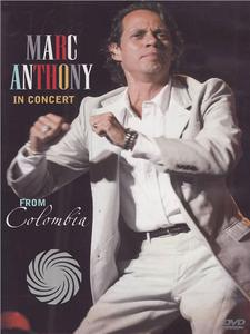 Marc Anthony - Marc Anthony - In concert - From Colombia - DVD - MediaWorld.it