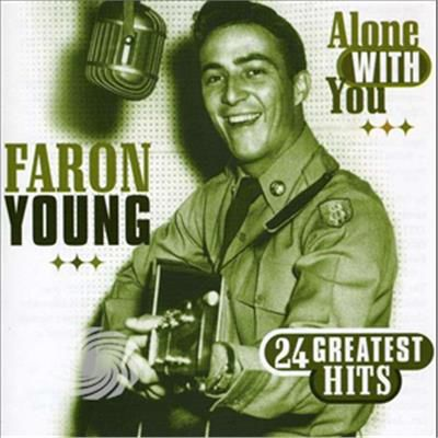 YOUNG, FARON - ALONE WITH YOU - CD - thumb - MediaWorld.it