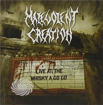 Malevolent Creation - Live At The Whisky A Go Go - CD - thumb - MediaWorld.it