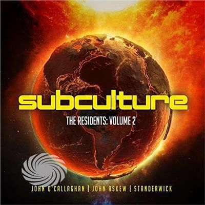 Standerwick,John Askew & O'Callaghan,John - Subculture The Residents: Volume 2 - CD - thumb - MediaWorld.it