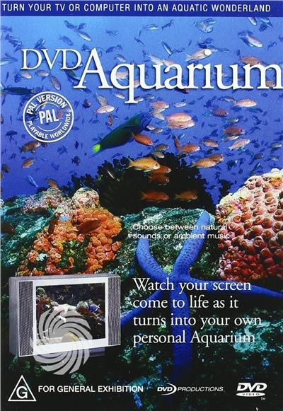 AQUARIUM - DVD - thumb - MediaWorld.it