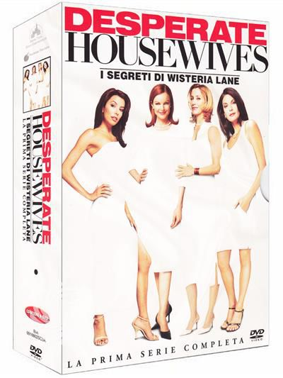 Desperate housewives - DVD - Stagione 1 - thumb - MediaWorld.it