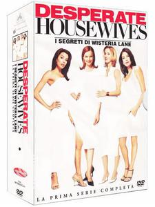 Desperate housewives - DVD - Stagione 1 - MediaWorld.it