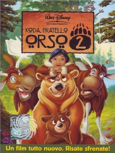 Koda, fratello orso 2 - DVD - thumb - MediaWorld.it