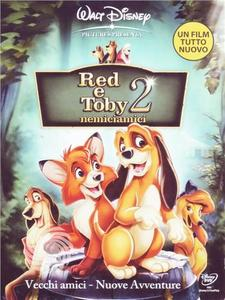 Red e Toby 2 - Nemiciamici - DVD - thumb - MediaWorld.it