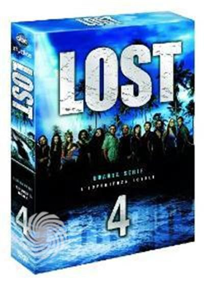Lost - DVD - Stagione 4 - thumb - MediaWorld.it