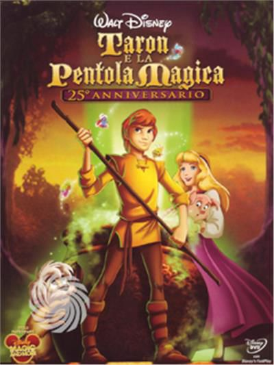 Taron e la pentola magica - DVD - thumb - MediaWorld.it
