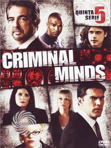 Criminal minds - DVD - Stagione 5 - thumb - MediaWorld.it