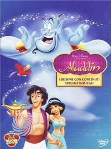 Aladdin - DVD - thumb - MediaWorld.it