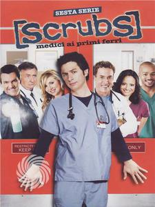 Scrubs - DVD - Stagione 6 - thumb - MediaWorld.it