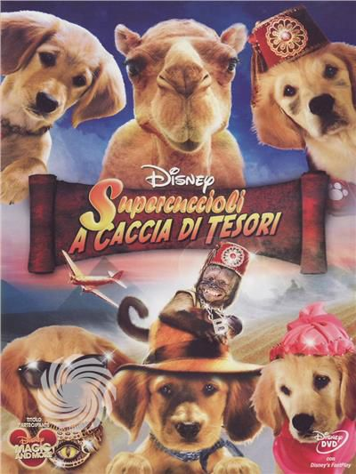 Supercuccioli a caccia di tesori - DVD - thumb - MediaWorld.it