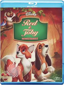Red e Toby - Nemiciamici - Blu-Ray - thumb - MediaWorld.it