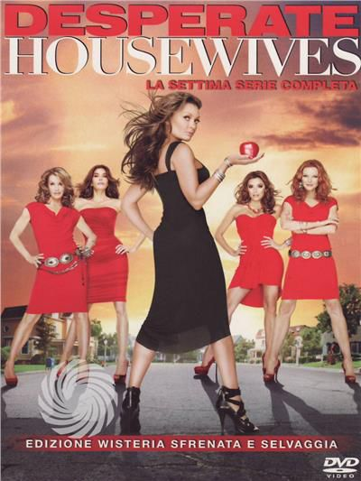 Desperate housewives - DVD - Stagione 7 - thumb - MediaWorld.it