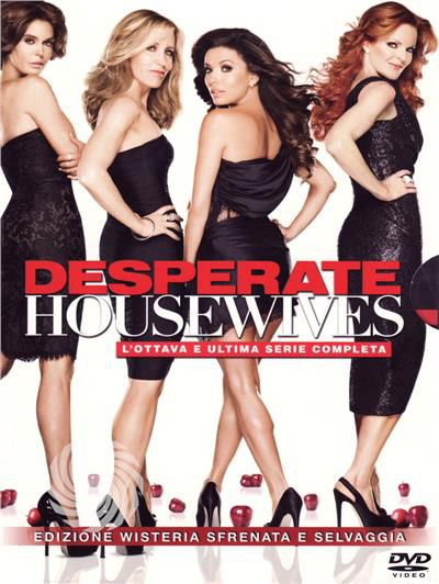 Desperate housewives - DVD - Stagione 8 - thumb - MediaWorld.it