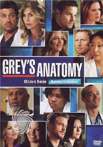 Grey's anatomy - DVD - Stagione 8 - thumb - MediaWorld.it
