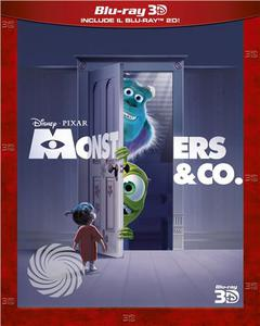 Blu-Ray - Animazione Monsters & Co. - Blu-Ray  3D su Mediaworld.it