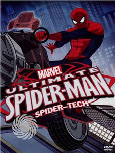 Ultimate Spider-man - Spider-tech - DVD - Stagione 1 - thumb - MediaWorld.it