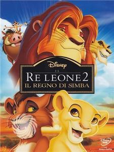 Il re leone 2: Il regno di Simba - DVD - thumb - MediaWorld.it