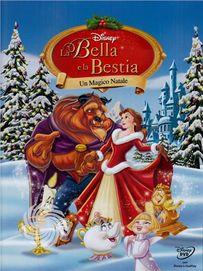La bella e la bestia - Un magico Natale - DVD - thumb - MediaWorld.it