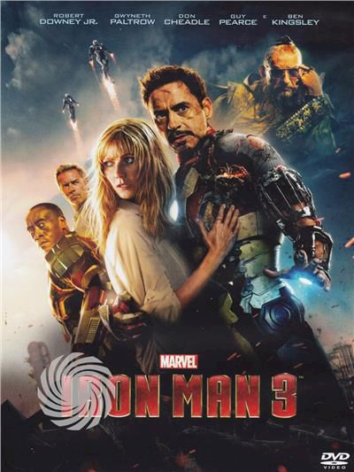 Iron man 3 - DVD - thumb - MediaWorld.it