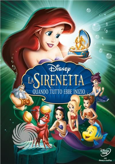 La Sirenetta - Quando tutto ebbe inizio - DVD - thumb - MediaWorld.it