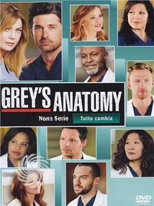 Grey's anatomy - DVD - Stagione 9 - thumb - MediaWorld.it