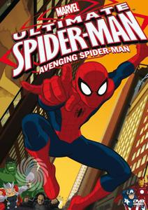 Ultimate Spider-man - Avenging Spider-man - DVD - Stagione 1 - thumb - MediaWorld.it