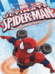 Ultimate Spider-man - Ultimate-tech - DVD - Stagione 1 - thumb - MediaWorld.it