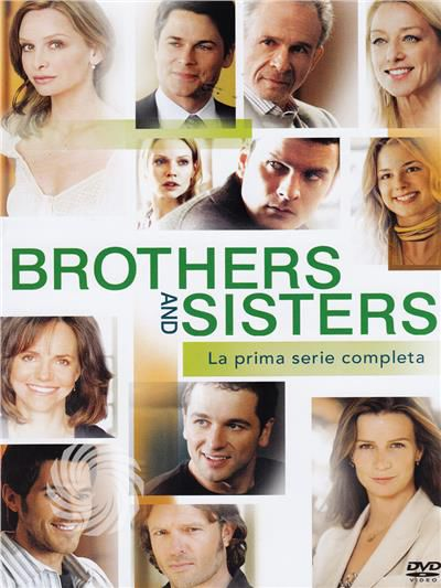 Brothers and sisters - DVD  - Stagione 1 - thumb - MediaWorld.it