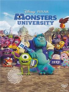 Monsters university - DVD - thumb - MediaWorld.it