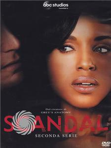 Scandal - DVD - Stagione 2 - thumb - MediaWorld.it