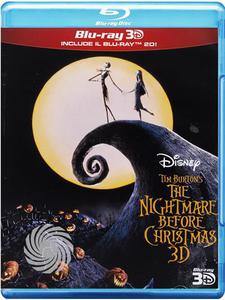 The nightmare before Christmas - Blu-Ray  3D - MediaWorld.it