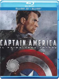 Captain America - Il primo vendicatore - Blu-Ray  3D - thumb - MediaWorld.it
